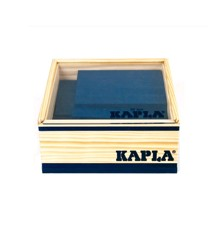 Kapla - Blue bricks - 40 pc