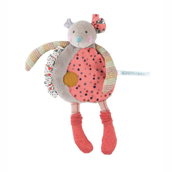 Moulin Roty - Comforter Mouse (665028)