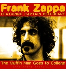 Frank Zappa & Captain Beefheart - Best of The Muffin Man Goes To College - Vinyl