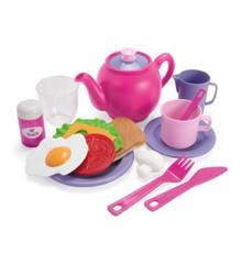Dantoy - Lunch set, Pink (5560)