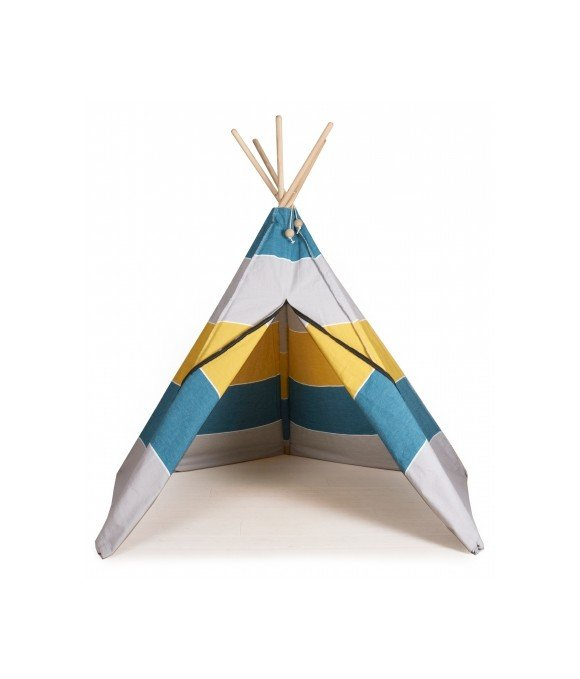 Roommate - Play Tent Hippie Tipi - Grey (12920)