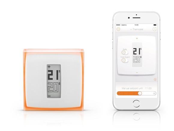 Netatmo - Smart Home Thermostat V2