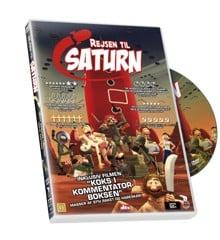 Rejsen til Saturn - DVD