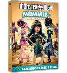 Monster High: The Mummy Adventures Box - DVD