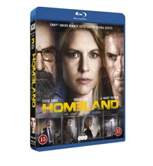Homeland - Season 3 (Blu-Ray)