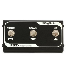 Digitech - FS3X - Footswitch For Digitech Effect Pedals