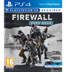 Firewall Zero Hour (VR) (Nordic)