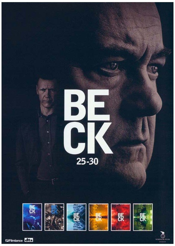 Beck - Box 7: Beck 25-30 (6-disc) - DVD