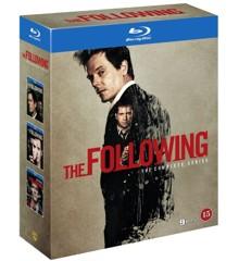 The Following - Den Komplette Serie (Blu-Ray)