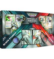 Pokemon Battle Arena Decks: Black vs. White Kyurem Box Cards Kort