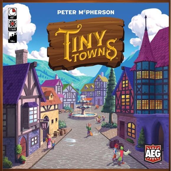 Tiny Towns (AEG7053)