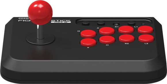 HORI - Fighting Stick Mini for Playstation 4 - Black