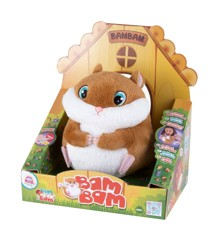 Club Petz Bam Bam The Hamster