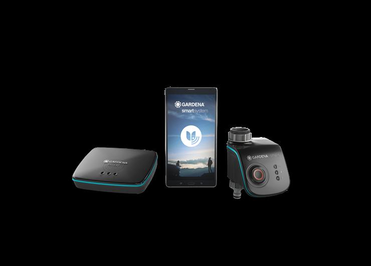 Gardena - Smart Water Control Set