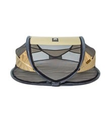 Deryan - Travel Cot Baby - Deluxe Gold