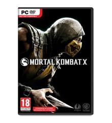 Mortal Kombat X (Code via email)