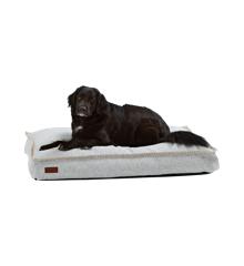 SACKit - DOGit - Cobana Large Hundepude - Hvid