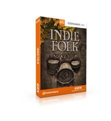 Toontrack - EZX Indie Folk - Udvidelses Pakke Til EZdrummer (DOWNLOAD)