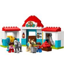 LEGO DUPLO - Farm Pony Stable (10868)