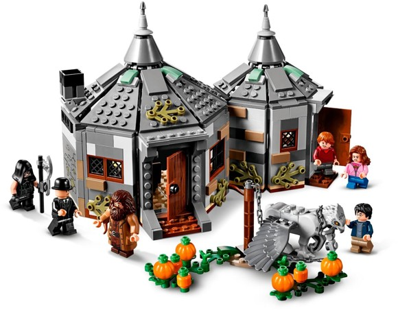 LEGO Harry Potter - Hagrid's Hut: Buckbeak's Rescue (75947)
