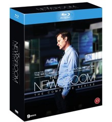 Newsroom, The: The Complete Series (Blu-Ray)