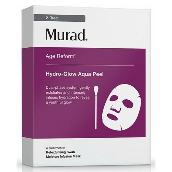 Murad - 4 pcs Hydro-Glow Aqua Peel Masks