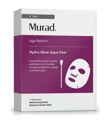 Murad - 4 stk Hydro-Glow Aqua Peel Masker