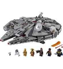 LEGO Star Wars - Tusindårsfalken (75257)