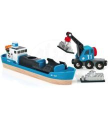 BRIO - Containerskib (33534)