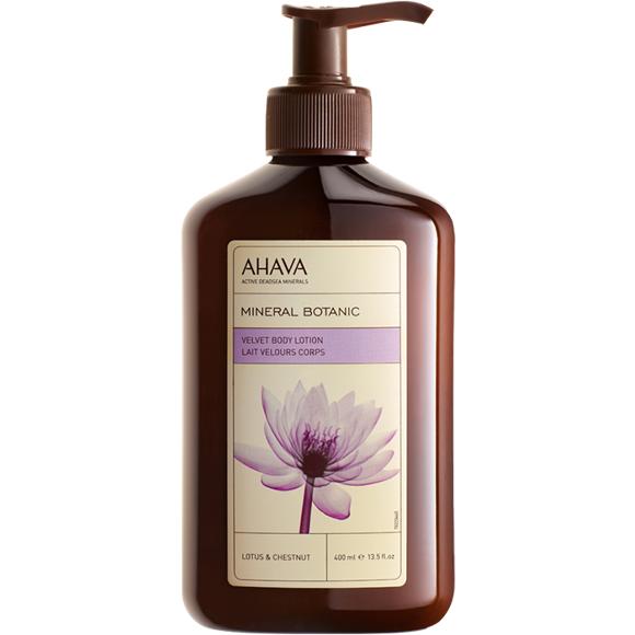 AHAVA - Mineral Body Lotion - Lotus & Chestnut 400 ml