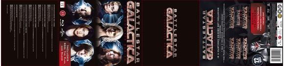 Battlestar Galactica - The Complete Series (22 disc)(Blu-Ray)