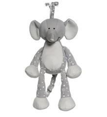 Diinglisaar - Organic Music Plush - Stars Elephant (TK2799)