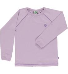 Småfolk - Økologisk Basis Langærmet T-Shirt - Lavendel