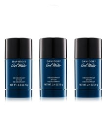 Davidoff - 3x Cool Water Man Deo Stick