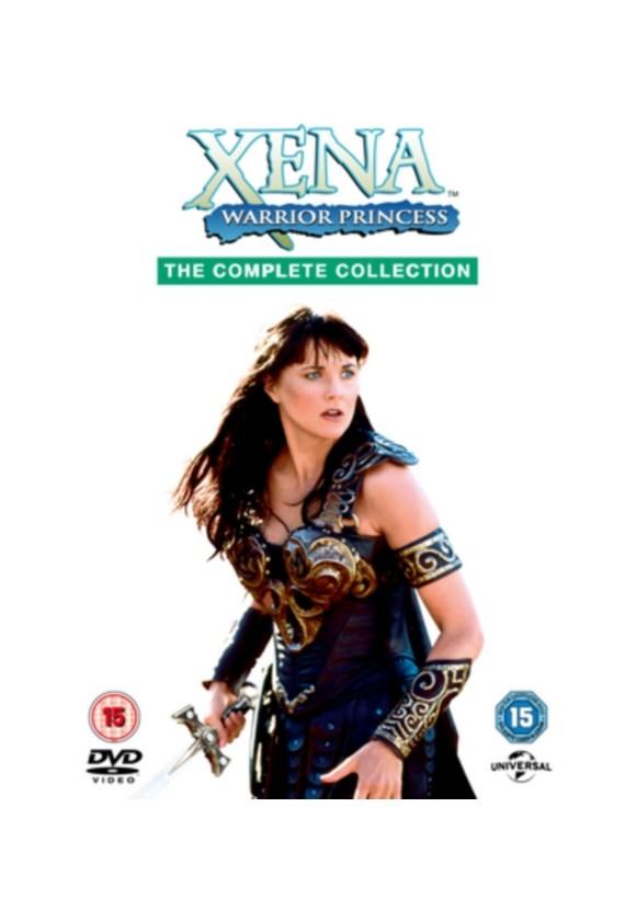 Xena - Warrior Princess: Complete Series 1-6 - DVD