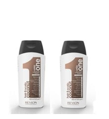 Uniq One - 2x All in One COCONUT Conditioning Shampoo 300 ml
