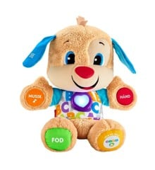 Fisher-Price - Laugh & Learn - Smart Hundehvalp (Dansk)