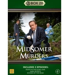 Midsomer Murders - Box 28 - DVD