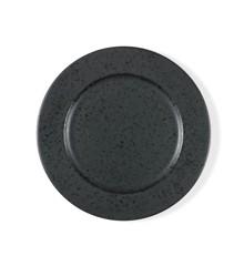 Bitz - 2 x Plate Ø 27 cm - Black