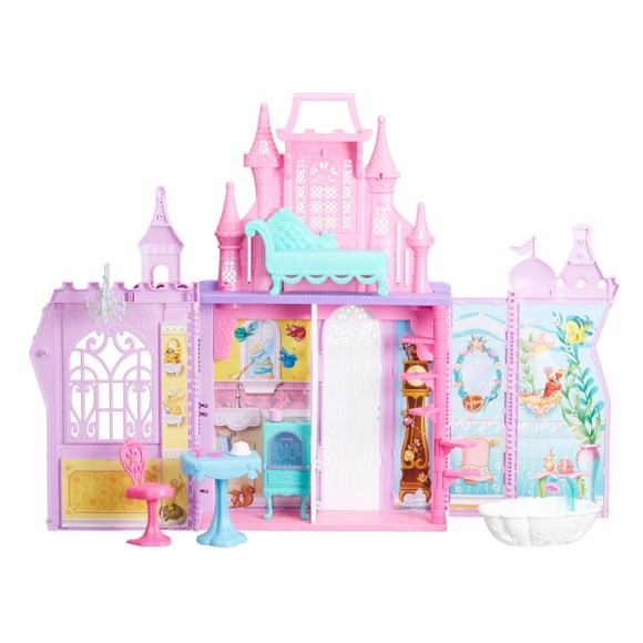Disney Princess - Pack and Go Castle (E1745)