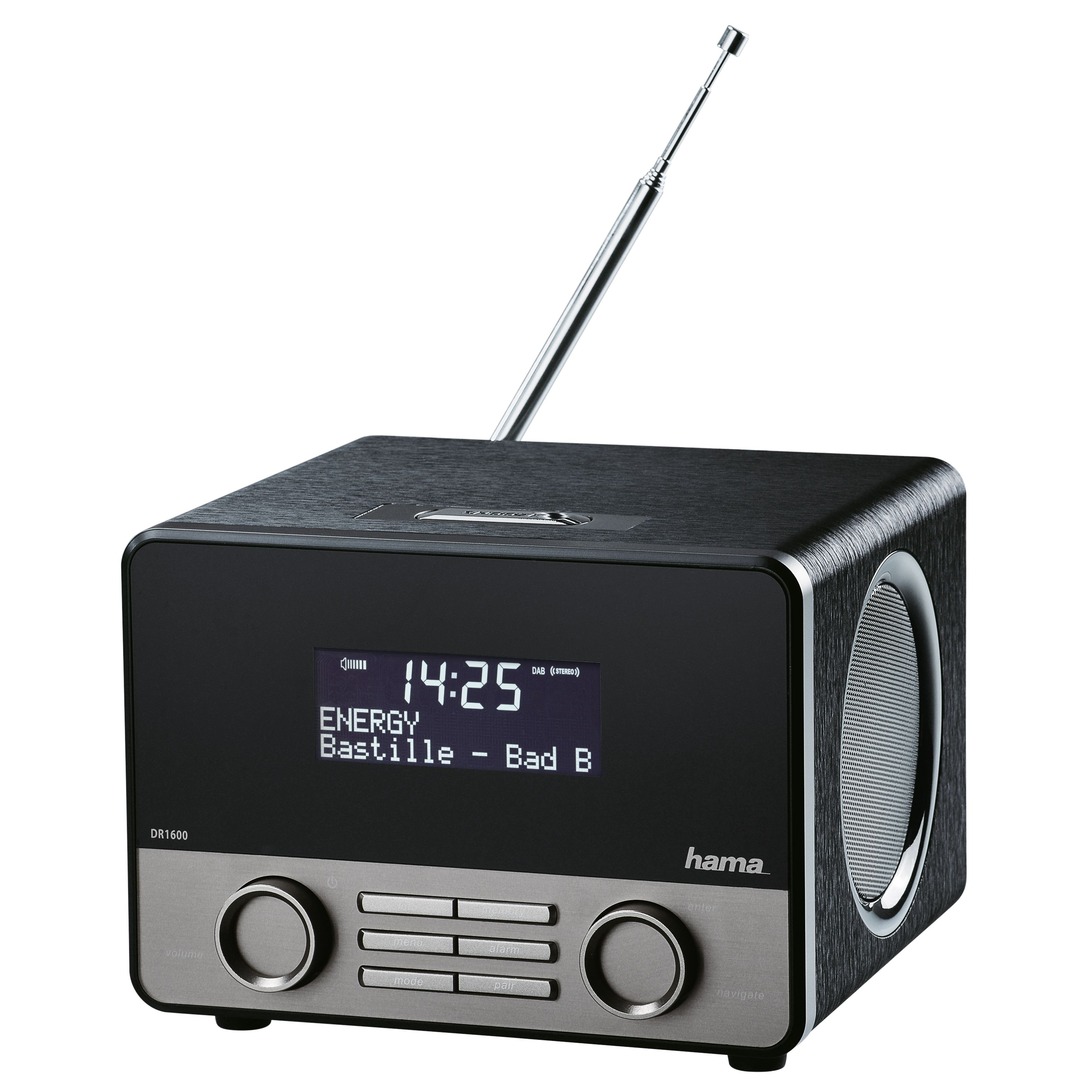 Hama - Digital Radio, DAB+/FM/Bluetooth
