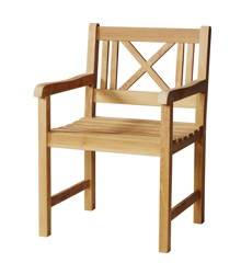 Cinas - Rosenborg Garden Chair - Teak (3500000)