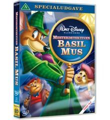 Mesterdetektiven Basil Mus Disney classic #26
