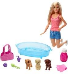 Barbie - Puppy Bath Time (GDJ37)