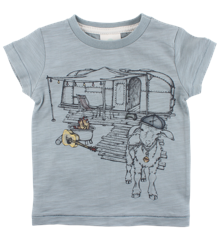 EN FANT - Ink T-Shirt SS