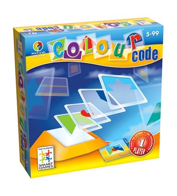 Smart Games - Colour Code (SG090)