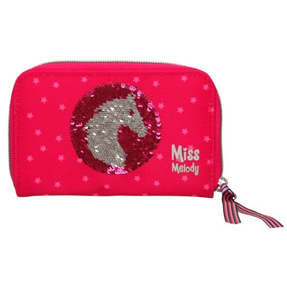 Miss Melody - Wallet - Pink (046418)