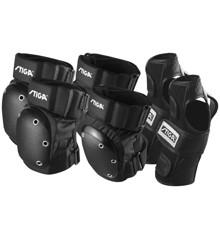 Stiga - Protection Set Pro 3-P - Black SR L (82-2750-06)