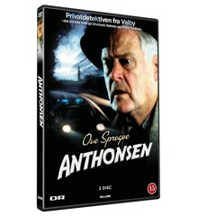 Anthonsen - DVD