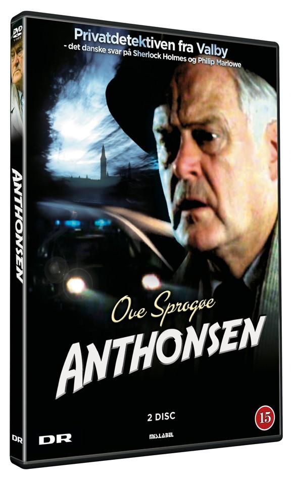 Anthonsen - DVD